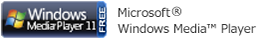 Microsoft® Windows Media™ Player