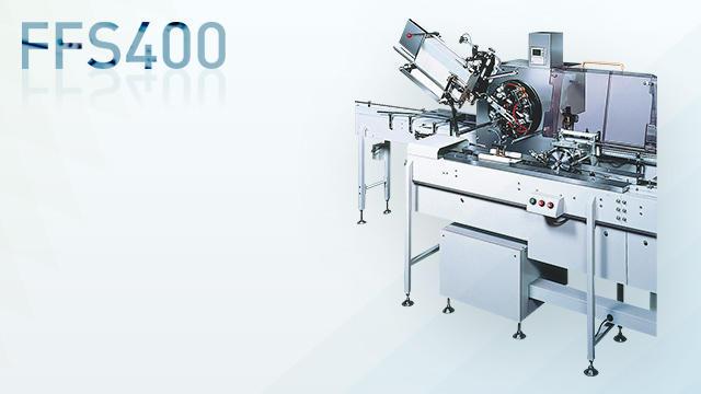 FFS400<br/>+台紙供給装置