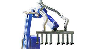 包装支援ロボット